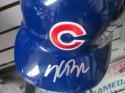 Kris Bryant Chicago Cubs Signed FS Authentic Batting Helmet JSA
