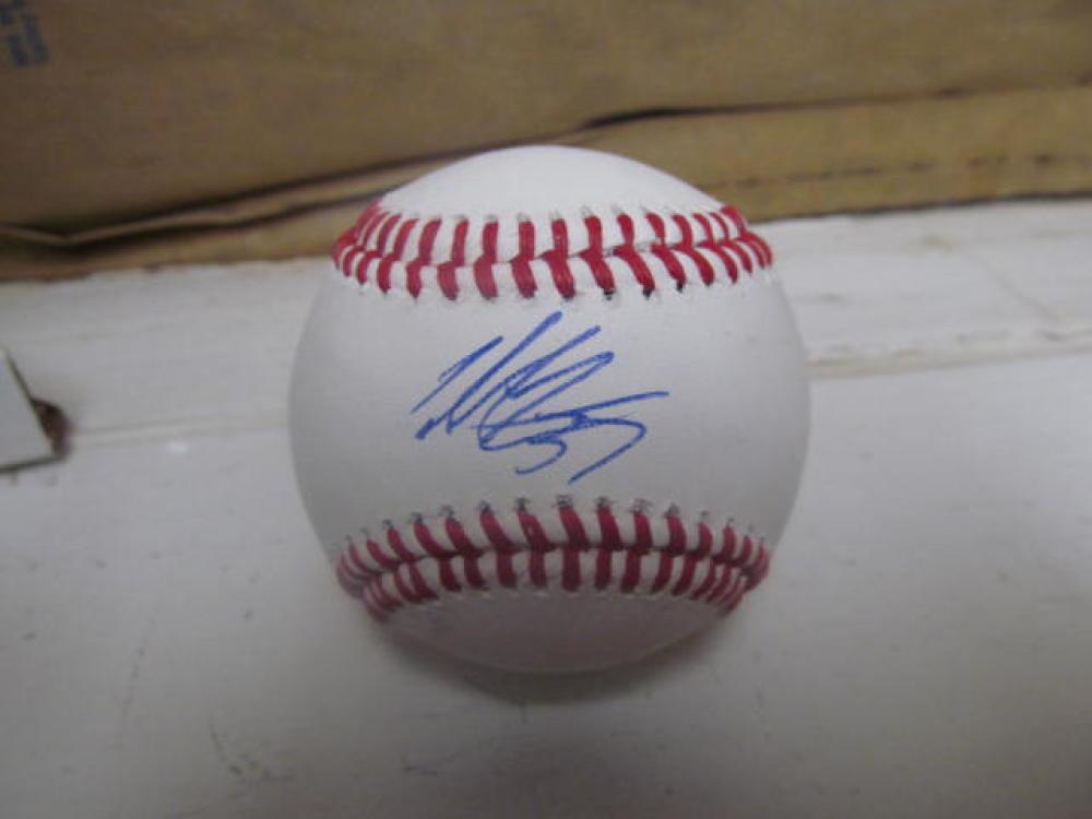 Caleb Frare NewYork Yankees Signed OLB Baseball COA