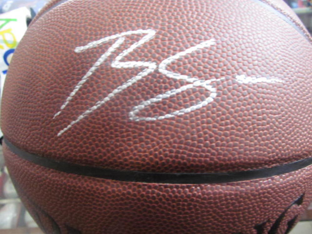 Ben Simmons Philadelphia 76ers  signed FS Basketball JSA