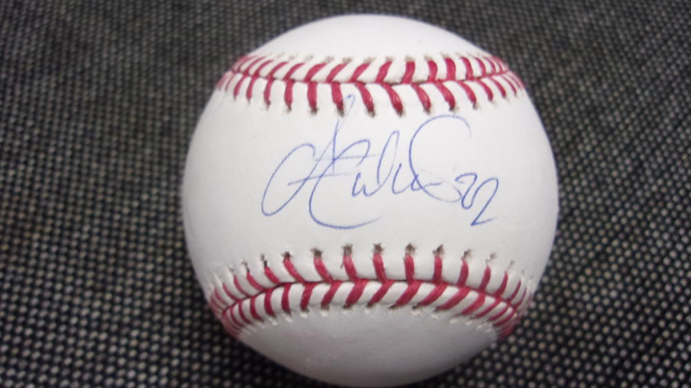 Andrew McCutchen Philadelphia Phillies/Pirates Signed MLB Baseball COA