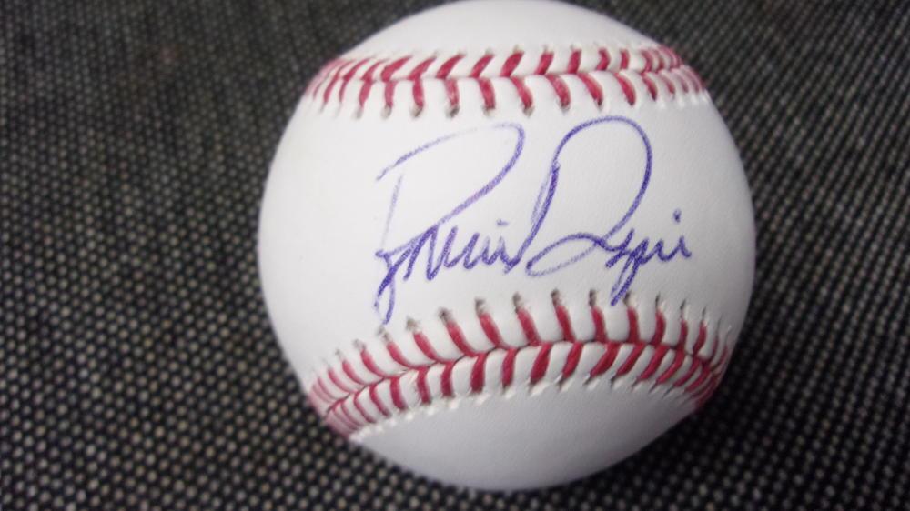Brian Dozier Washington Nationals Signed MLB Baseball COA