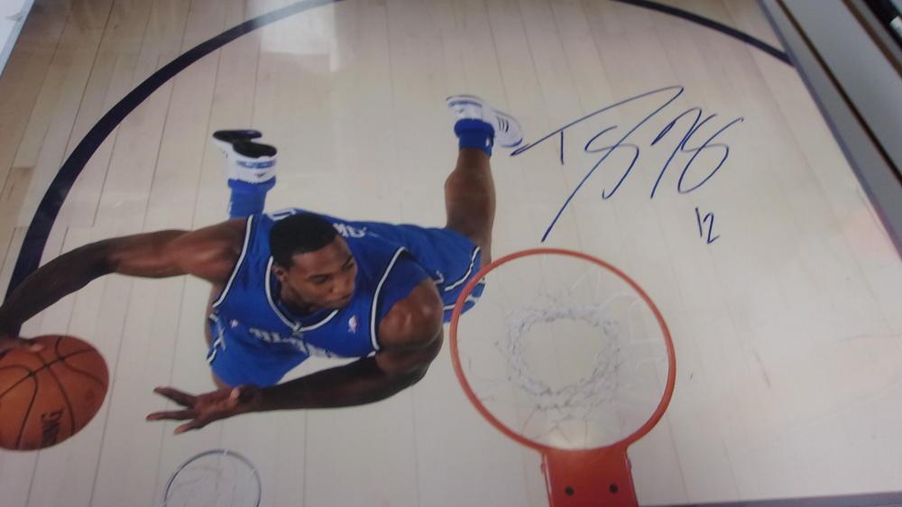 Dwight Howard Orlando Magic Signed 16x20 Photo COA