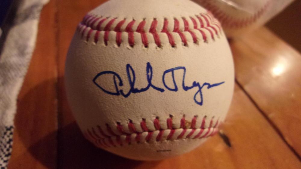 Phil Regan Mets/Dodgers/Tigers Signed OLB Baseball COA