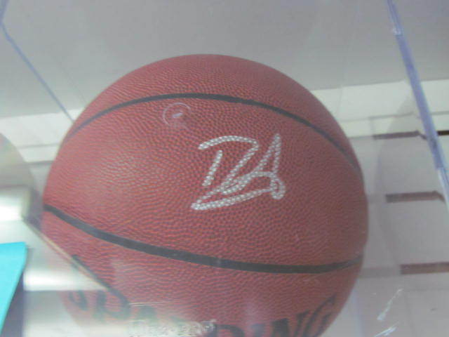 Blake Griffin Los Angeles Clippers Signed FS Basketball COA