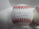 Roger Mason Philadelphia Phillies/Padres/Giants  Signed OLB Baseball COA Inscription