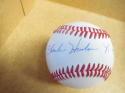 Charles Hudson Philadelphia Phillies/Yankees Signed OLB Baseball COA Inscription