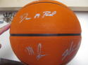 2017/18 Phoenix Suns Team Signed NBA Replica Basketball COA