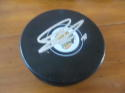 Connor Murphy Chicago Blackhawks Signed Logo Puck COA