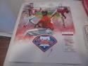 Franklyn Kilome  Philadelphia Phillies Signed 16x20 Collage Photo JSA