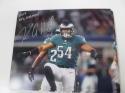 Kamu Grugier-Hill Philadelphia Eagles Signed 8x10 Photo COA Inscription 3