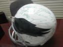 2018 Philadelphia Eagles Team Signed Full Size Replica Throwback Helmet Superbowl Champs! COA