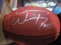 Carson Wentz Philadelphia Eagles Signed Official Superbowl Football JSA