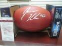 Jason Kelce Philadelphia Eagles Signed Official Superbowl Football JSA