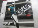 Donnie Jones  Philadelphia Eagles Signed 8x10  Photo COA Superbowl Champs INS