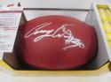 Corey Clement Philadelphia Eagles Signed  Superbowl Official Football JSA