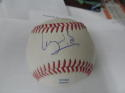Luis Castillo Cincinnati Reds signed OLB Baseball COA