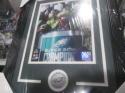 Jason Kelce Philadelphia Eagles Framed Parade Speech 8x10 Photo