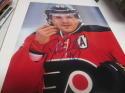 Danny Briere Philadelphia Flyers Signed 8x10 Photo COA 2