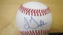 John Gibbons Toronto Blue Jays  Signed OLB Baseball COA