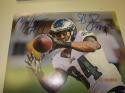 Marcus Johnson Philadelphia Eagles Signed 8x10 Photo COA