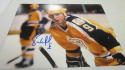 Bernie Nicholls Los Angeles Kings Signed 8x10 Photo COA 2