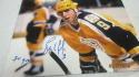 Bernie Nicholls Los Angeles Kings Signed 8x10 Photo COA Inscription 3