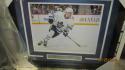 Auston Matthews Toronto Maple Leafs Framed  11x14 Photo COA