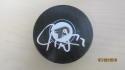 Carter Hart Signed Philadelphia Flyers Logo Puck COA