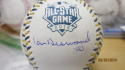 Ian Desmond Colorado Rockies  Signed  2016 All Star Baseball COA