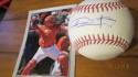 Andrew Knapp Philadelphia Phillies  Signed MLB Baseball MLB Authenticated