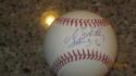 Mike Matheny St Louis Cardinals Signed MLB Baseball  COA