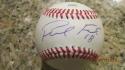 Paul Fry Baltimore Orioles Signed OLB Baseball  COA