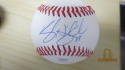 Kyle Higashioka New York Yankees Signed OLB Baseball  COA