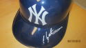 Hideki Matsui New York Yankees Signed Plastic Batting Helmet COA