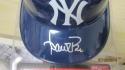 Aaron Boone New York Yankees Signed Plastic Batting Helmet COA