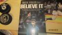 Nick Foles Philadelphia Eagles Signed BELIEVE IT Book COA Superbowl MVP