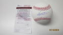Vladimir Guerrero Jr  Toronto Blue Jays Signed MLB Baseball JSA