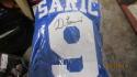 Dario Saric Philadelphia 76ers Signed Replica Jersey JSA