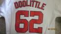 Sean Doolittle Washington Nationals Signed Home Jersey COA