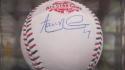 Aaron Nola Philadelphia Phillies Signed 2018 All Star Baseball COA