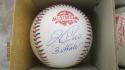 Wilson Ramos Tampa Bay Rays/Phillies Signed 2018 All Star Baseball JSA