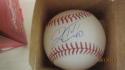 Wilson Ramos Philadelphia Phillies/ Rays/Nationals Signed MLB Baseball JSA