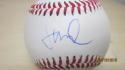 Thomas Nido New York Mets Signed OLB Baseball COA
