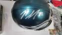 Rasul Douglas Philadelphia Eagles Signed Mini Helmet COA