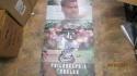 Randall Cunningham Philadelphia Eagles Signed Banner  JSA 2