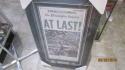 Philadelphia Eagles Superbowl LII Champions Framed Inquirer Newspaper!