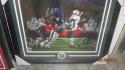 Brandon Graham Philadelphia Eagles Signed 16x20 Superbowl Framed Photo
