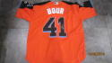 Justin Bour Miami Marlins/Philadelphia Phillies Signed 2017 All Star Jersey COA