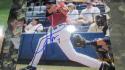 Jeff Francouer Atlanta Braves  signed  8x10 Photo COA 2