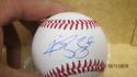 Kyle Seager Seattle Mariners  Signed OLB Baseball COA